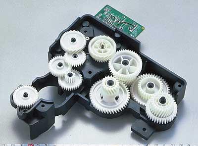 激光打印机驱动齿轮